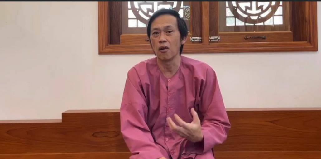 NSƯT Hoài Linh: 'Nếu tôi sai về pháp luật, sẽ có pháp luật xử lý'