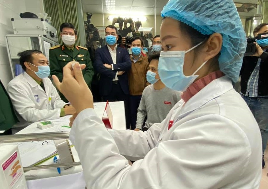 Bộ Y tế công bố 18,3 triệu người thuộc 11 nhóm ưu tiên tiêm vaccine COVID-19