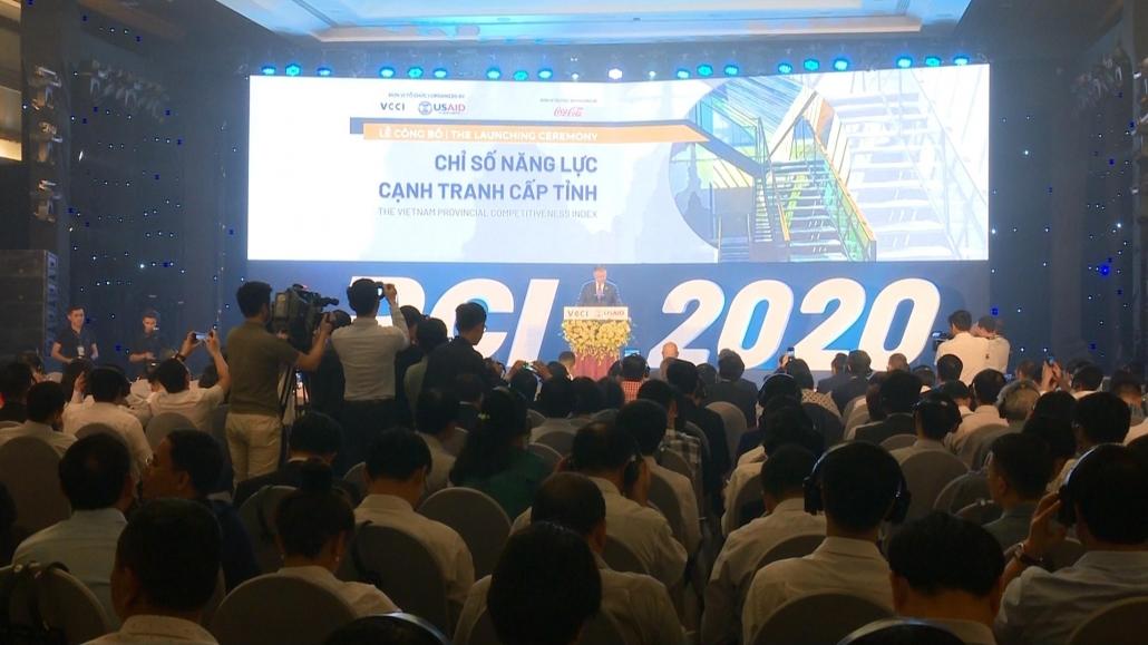 PCI 2020: Thái Nguyên xếp thứ 11 trên bảng xếp hạng