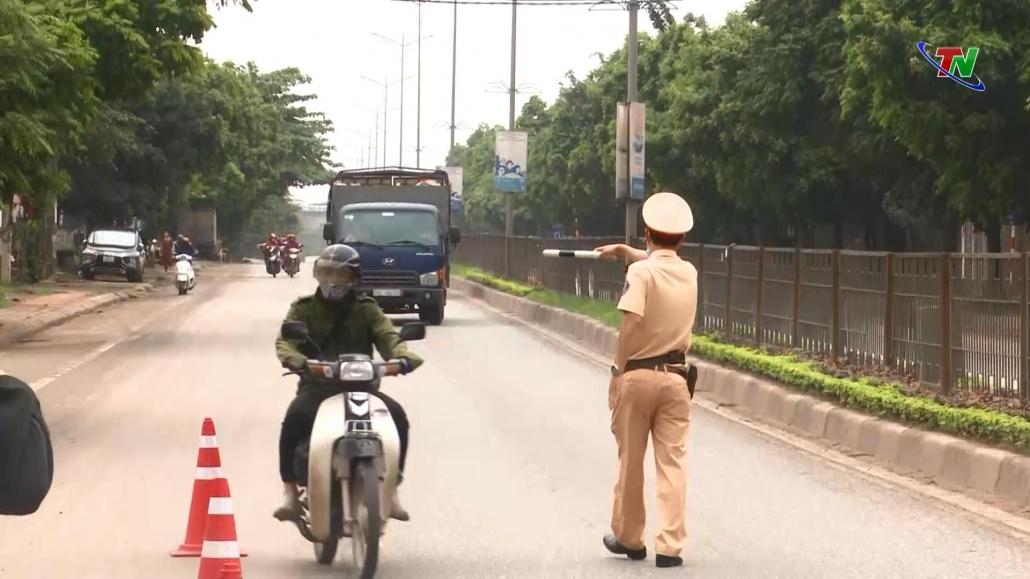 Ra quân đảm bảo an toàn giao thông trong các ngày lễ lớn