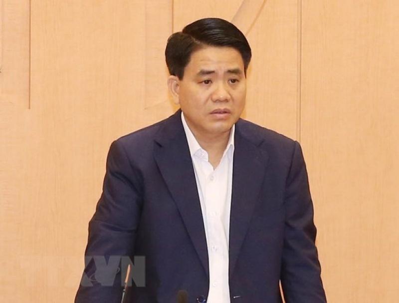 Khởi tố, bắt tạm giam ông Nguyễn Đức Chung vì chiếm đoạt tài liệu mật