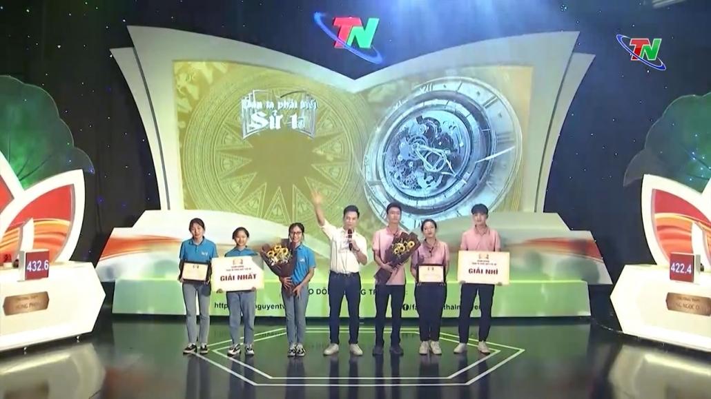 Số 2: Trường THPT Lê Hồng Phong và Trường THPT Lương Ngọc Quyến