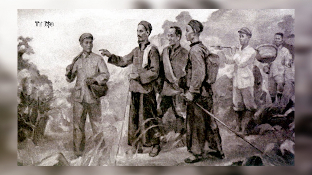 Thái Nguyên trong chiến lược phát triển cách mạng của lãnh tụ Nguyễn Ái Quốc