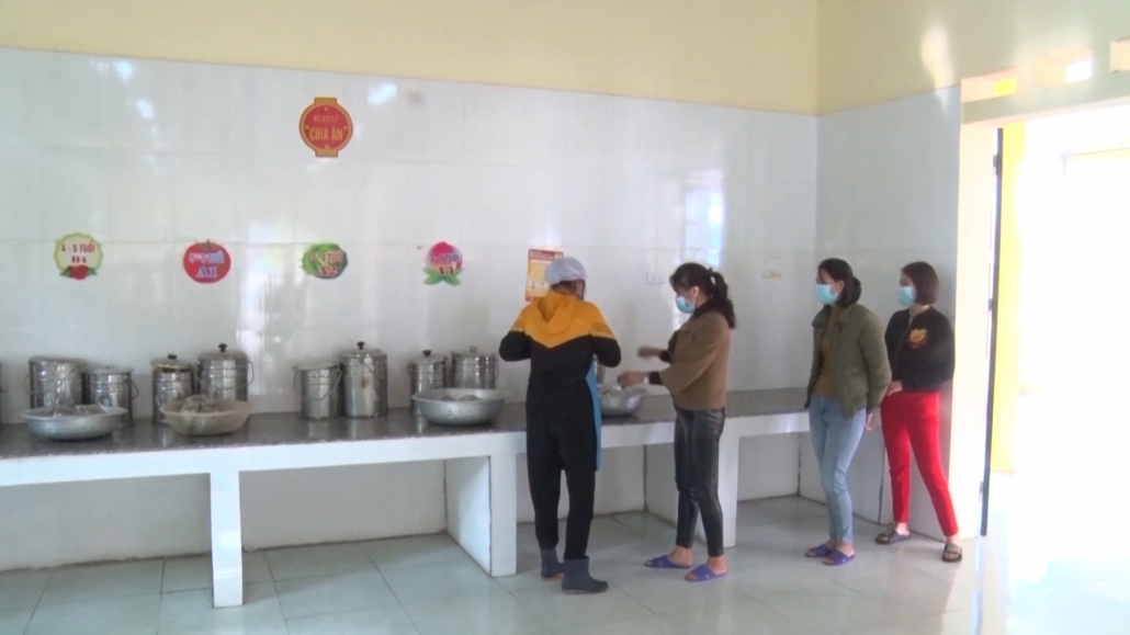 Tăng cường công tác đảm bảo vệ sinh an toàn thực phẩm