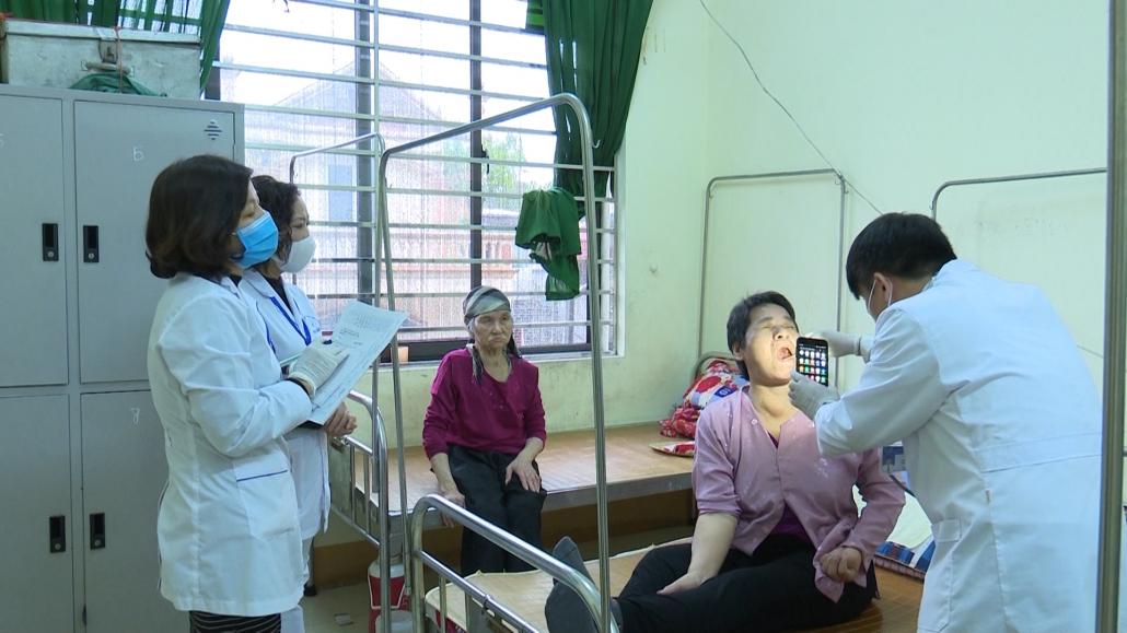 Tăng cường công tác chăm sóc sức khỏe cho đối tượng bảo trợ xã hội