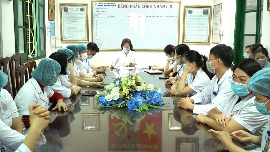 Khoa khám bệnh, Bệnh viện Trung ương Thái Nguyên - Tuyến đầu quan trọng trong công tác khám chữa bệnh