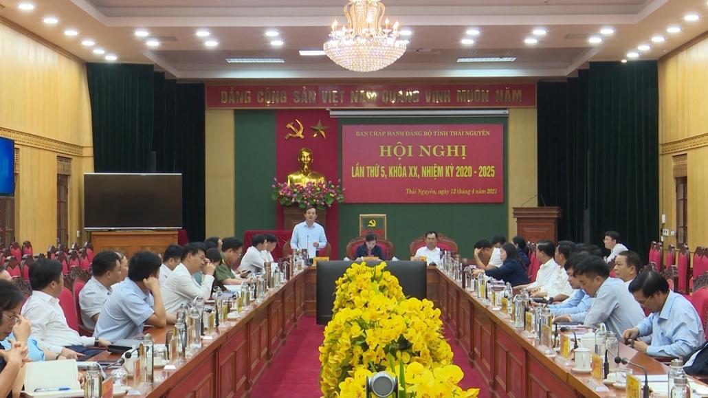 Tập trung lãnh đạo thành công cuộc bầu cử ĐBQH khóa XV, đại biểu HĐND các cấp, nhiệm kỳ 2021-2026
