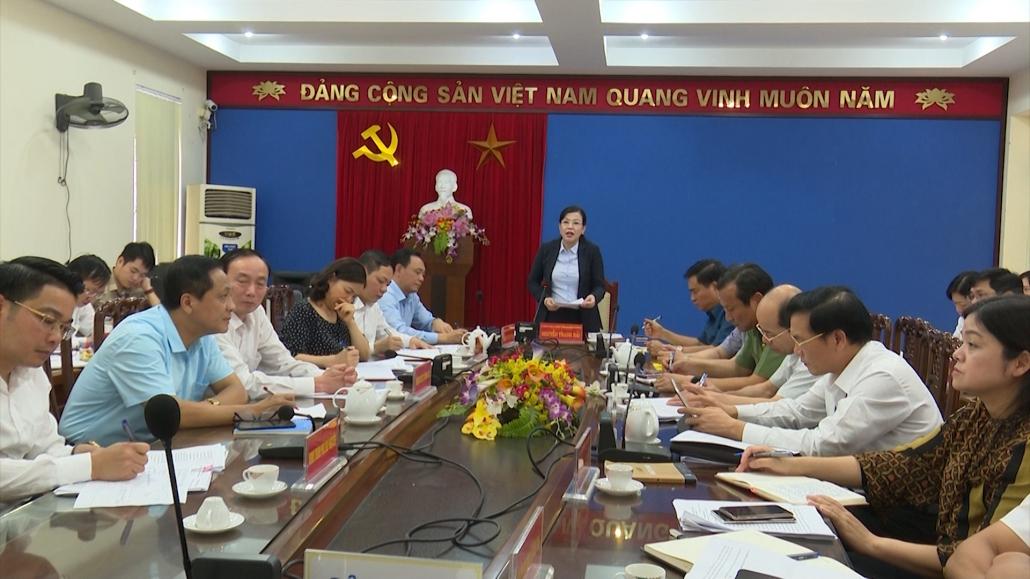 Đồng chí Bí thư Tỉnh ủy tiếp công dân định kỳ tháng 4 năm 2021
