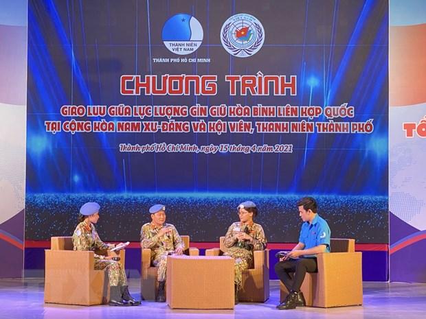 Tự hào người lính mũ nồi xanh tham gia sứ mệnh gìn giữ hoà bình