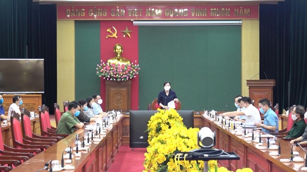 Đồng chí Bí thư Tỉnh ủy tiếp công dân định kỳ tháng 5/2021