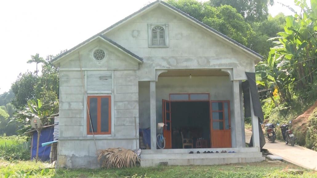 为定化县贫困户加强破除破烂房子的项目