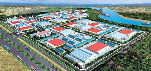 Bổ sung 2 khu công nghiệp vào Quy hoạch phát triển ở Việt Nam