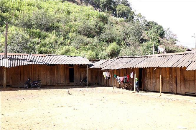 Học sinh vùng cao Sơn La gặp nhiều khó khăn về chỗ ở bán trú