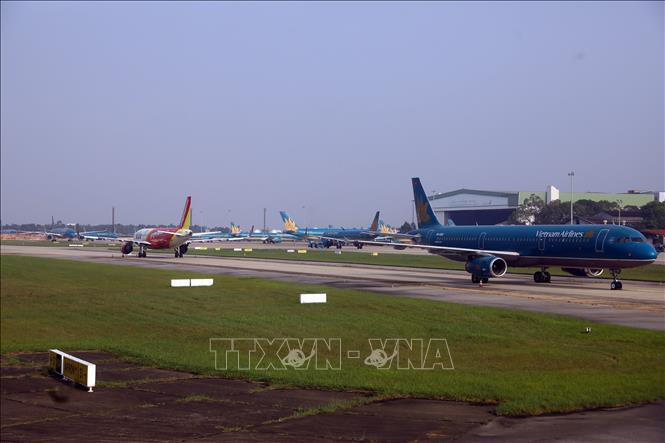 Cục Hàng không Việt Nam siết bảo dưỡng tàu bay trong mùa dịch