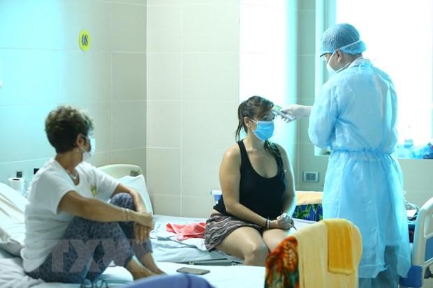 Hà Nội lập cơ sở cách ly y tế cho người nước ngoài tự nguyện trả phí