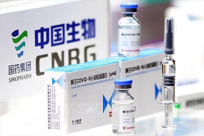 WHO sẽ tiến hành đánh giá hai loại vaccine Sinopharm, CoronaVac
