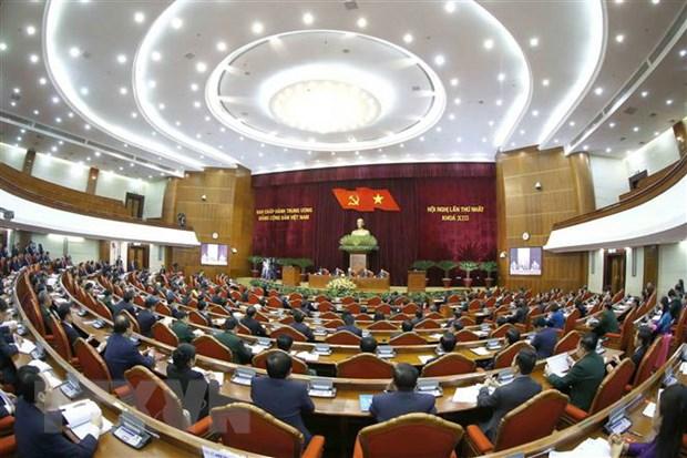 Danh sách Ban Bí thư Trung ương Đảng Cộng sản Việt Nam khóa XIII