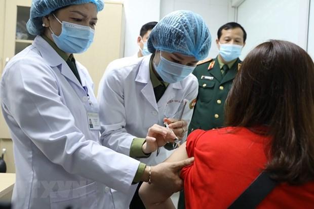 Hoàn tất 560 mũi tiêm thử nghiệm vaccine Nano Covax giai đoạn 2
