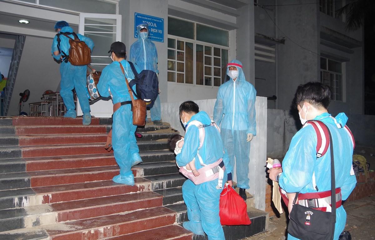 Sáng 4/4, Việt Nam ghi nhận 3 ca mắc mới COVID-19 nhập cảnh từ Angola