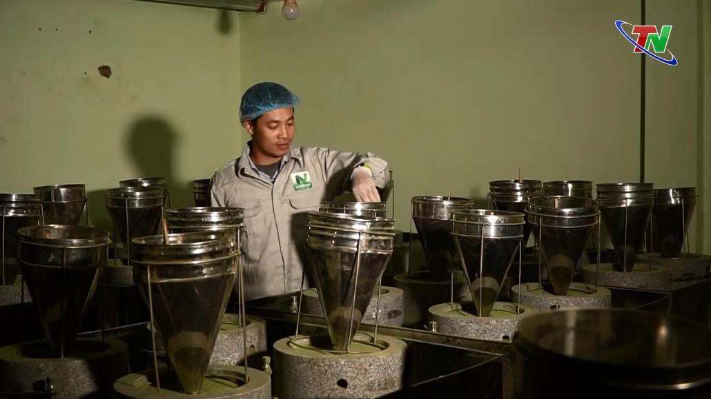 Khởi nghiệp với dự án Bột thiên nhiên Nguyên Việt