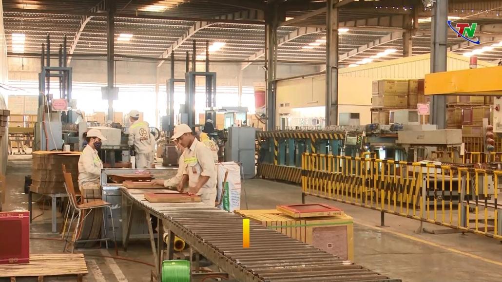 Thị xã Phổ Yên: Giá trị sản xuất công nghiệp - tiểu thủ công nghiệp tăng gần 17%
