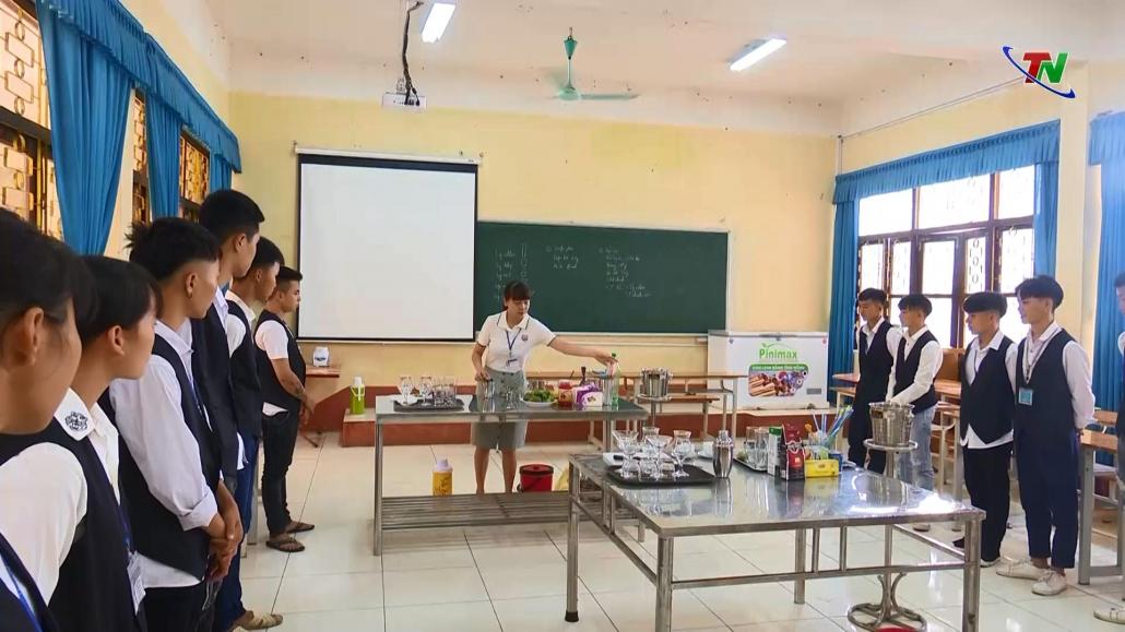 Thái Nguyên: Phấn đấu 40% học sinh tốt nghiệp THCS học tập tại các cơ sở giáo dục nghề nghiệp