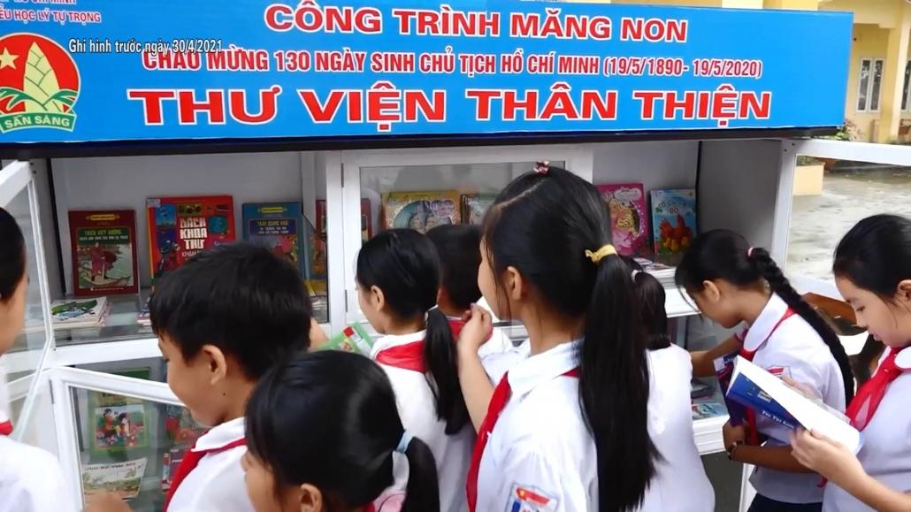 Thiếu nhi Thái Nguyên thi đua làm theo lời Bác