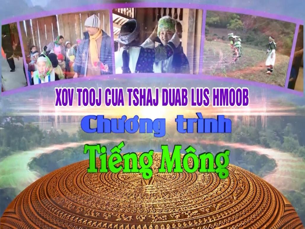 Chương trình Tiếng Mông ngày 13/4/2021