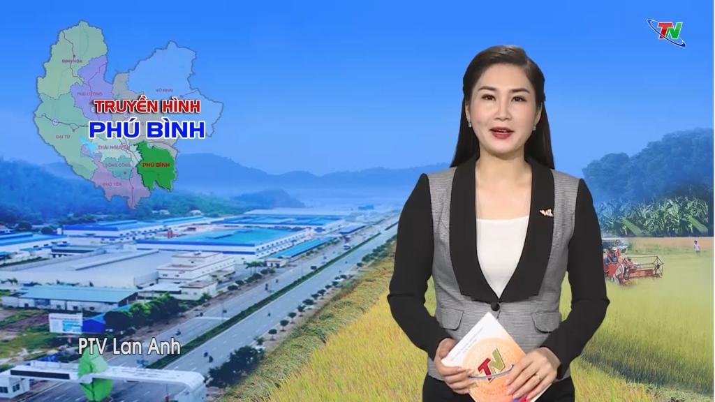 Truyền hình Phú Bình ngày 18/9/2020