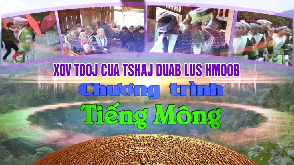 Chương trình Tiếng Mông ngày 23/3/2021