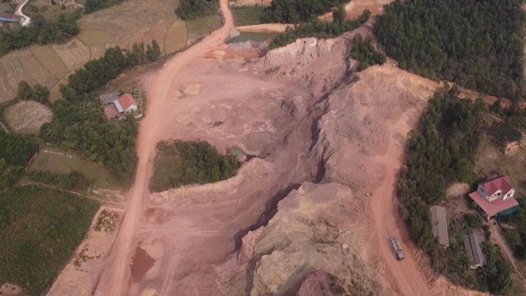 Phú Bình: Ký cam kết trách nhiệm trong quản lý nhà nước về tài nguyên khoáng sản